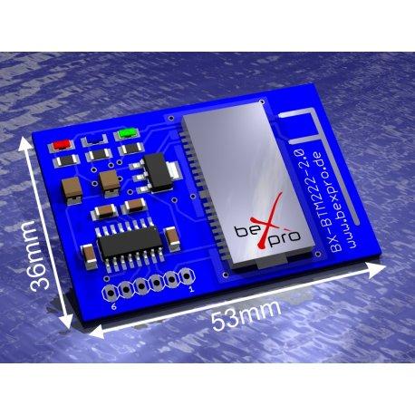 BX-BTM222 2.0 Bluetooth-RS232 COM Modul